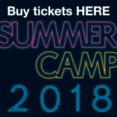 Summer Camp*ON SALE NOW*Click For More Info & To Book Your Place